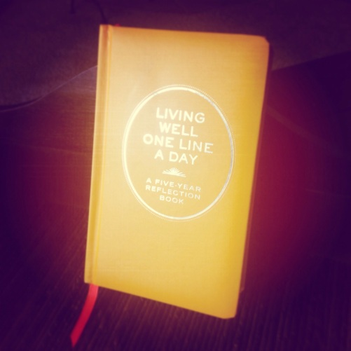 Mind Goal Idea: Start a Daily Gratitude Journal
