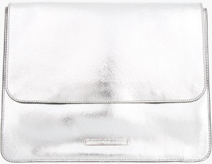 "Marc Jacobs Metallic Crackle 13"" Computer Case"