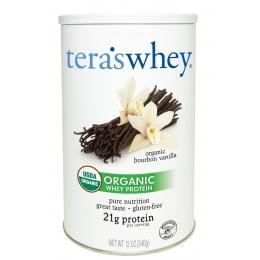 tera'swhey in Bourbon Vanilla