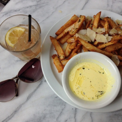 Melontonin & Truffle Fries