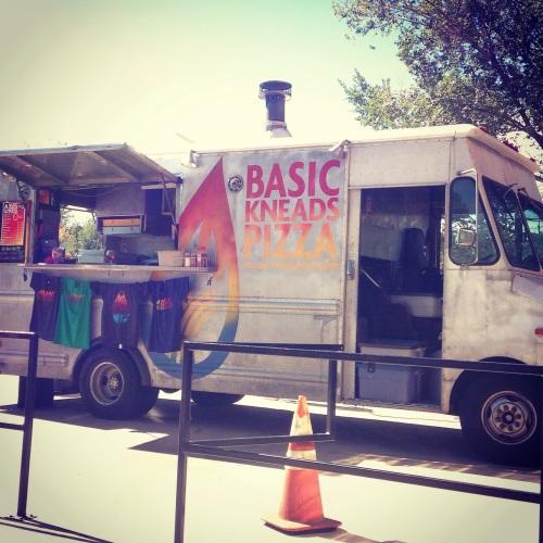 Basic Kneads Pizza Truck