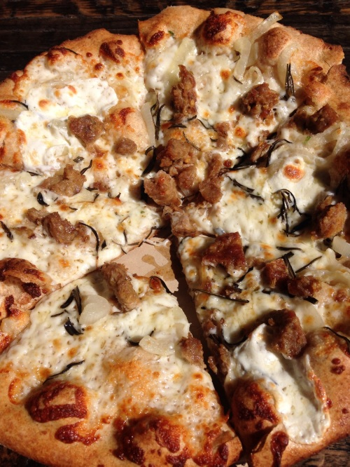 Wiseguy Pizza from Basic Kneads