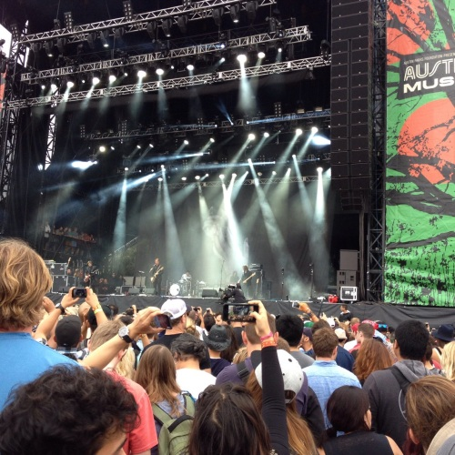 Interpol at ACL
