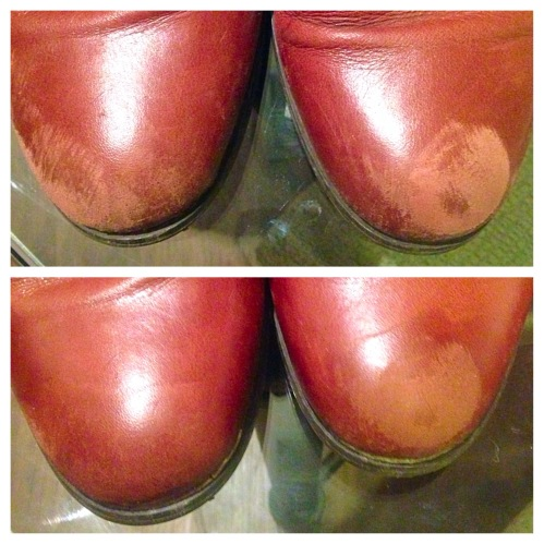 Before and After Boots