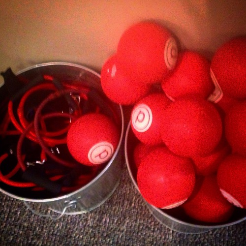 Pure Barre Implements