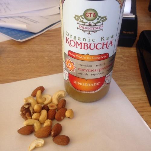 Kombucha & Nuts