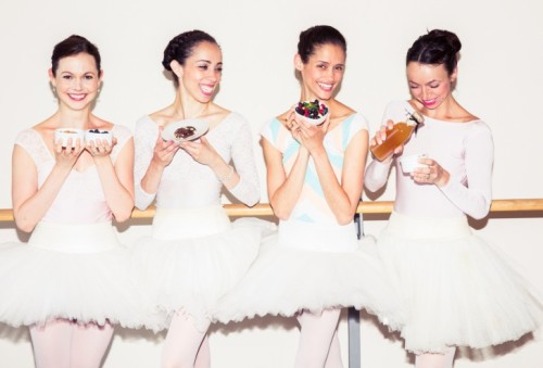 National Ballet of Canada Dancers via The Coveteur